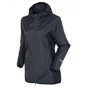 Women's Blair Packable Water-Repellent Wind Jacket With Hood (S53504)