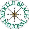 Myrtle Beach National: Color coordinate, 1 thread color 847138